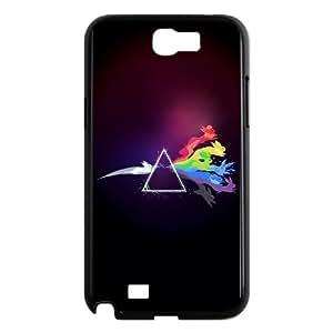 Samsung Galaxy N2 7100 Cell Phone Case Black Pink Floyd pokemon V1V3OB