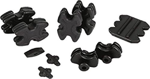 LimbSaver Twistlox Crossbow Silencing Kit, Black