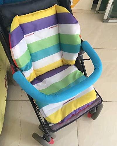 Cojín impermeable para cochecito de bebé, color al azar: Amazon.es ...