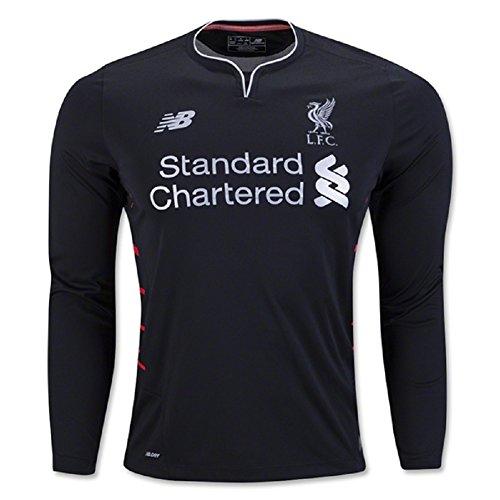 Long Sleeve Away Soccer Jersey - 7