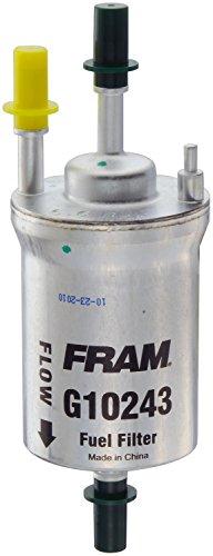 FRAM G10243 Inline Gasoline Fuel Filter for Select Volkswagen/Audi Models