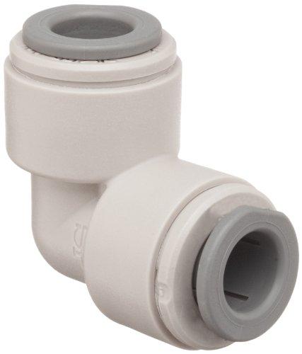 Acetal Elbow Union (John Guest Acetal Copolymer Tube Fitting, Union Elbow, 5/16