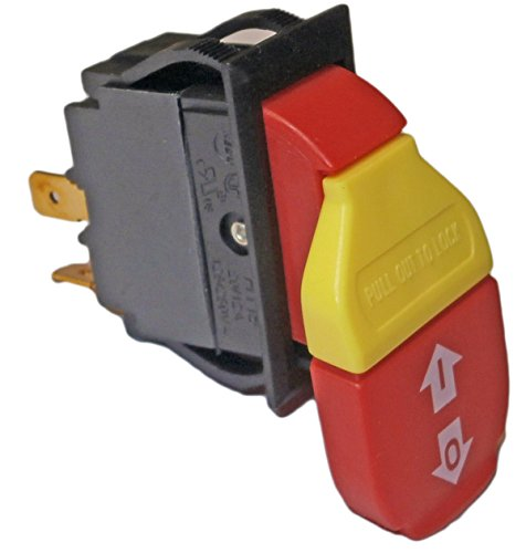 Skil 3310 Table Saw Replacement Switch # -