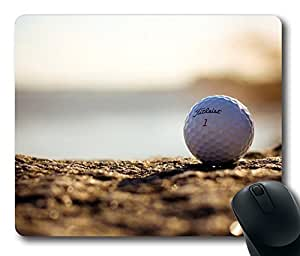Design Golf Ball Mouse Pad Desktop Laptop Mousepads Comfortable Office Mouse Pad Mat Cute Gaming Mouse Pad