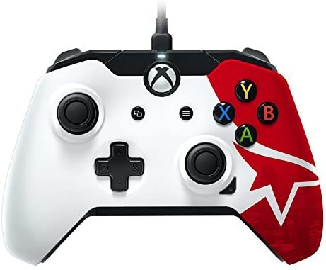 Mirrors Edge Official Wired Controller for Xbox One by PDP ...