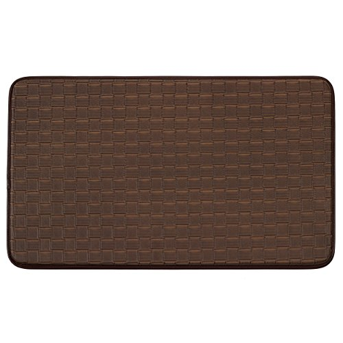 kitchen comfort mat anti fatigue padded memory foam cushion counter sink floor ebay. Black Bedroom Furniture Sets. Home Design Ideas