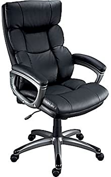 Staples Burlston Luxura Managers Chair