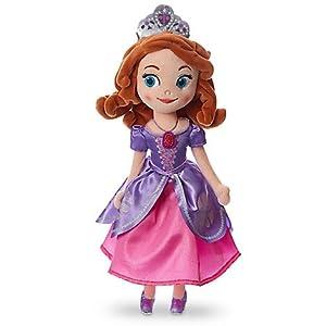 "Disney Sofia Plush - 13"" : Sofia the First: Once Upon a Princess - 41UvU7KAW1L - Disney Sofia Plush – 13″ : Sofia the First: Once Upon a Princess"