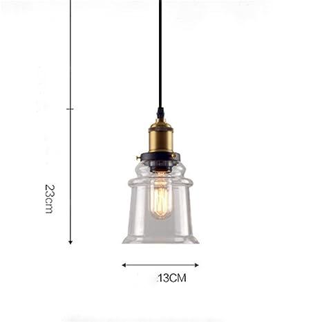 Lh&Fh Simplicity Vintage Industrial Antique Glass Chandeliers & Pendant  Lights Ceiling ... - Lh&Fh Simplicity Vintage Industrial Antique Glass Chandeliers
