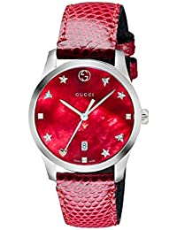e0aa73987dd Amazon.com  Gucci - Women s Luxury Watches  Clothing
