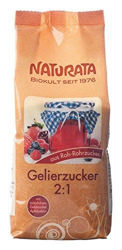 Naturata Bio Gelierzucker 2:1 (5 x 500 gr)