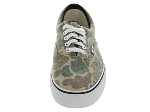 Baskets Vans mixte mode U Camo Era adulte r4TqExHw4