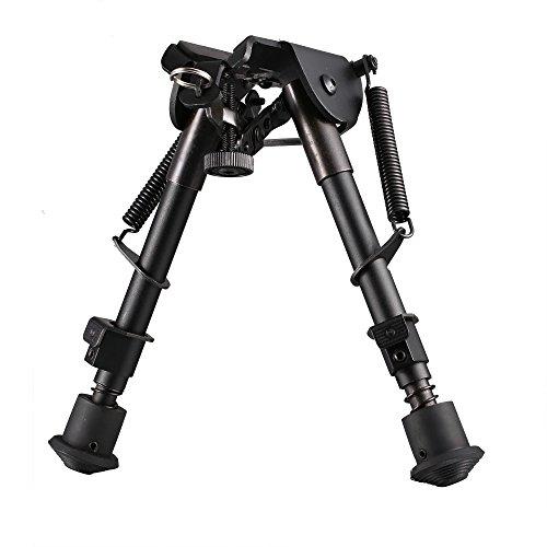 Vokul-6-to-9-Hunting-Rifle-Bipod-Adjustable-Spring-Return-Sniper-Sling-Swivel-Mount