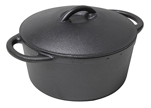used cast iron dutch oven - 8