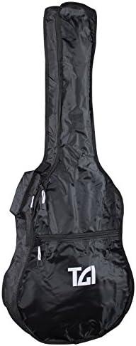 TGI - Funda para guitarra (3/4): Amazon.es: Instrumentos musicales