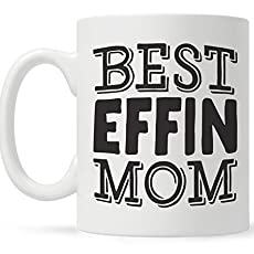 amazon com best effin mom funny quote coffee mug mothers day gift
