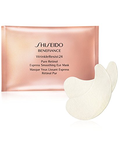 Shiseido Benefiance WrinkleResist24 Smoothing packettes