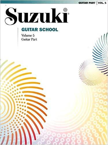Guitar Part Suzuki Guitar School
