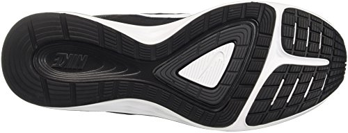 Negro Zapatillas Nike X Gris Blanco dark Running de Black Hombre Grey Fusion Dual 2 White rTWnI8T