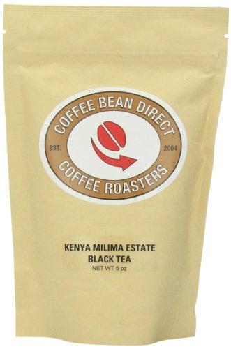 UPC 845183003031, Coffee Bean Direct Kenya Milima Estate Loose Leaf Tea, 5 Ounce Bags (Pack of 2)