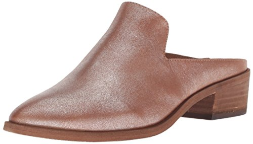 Image of FRYE Women's RAY Mule, Silver/Multi, 9 M US