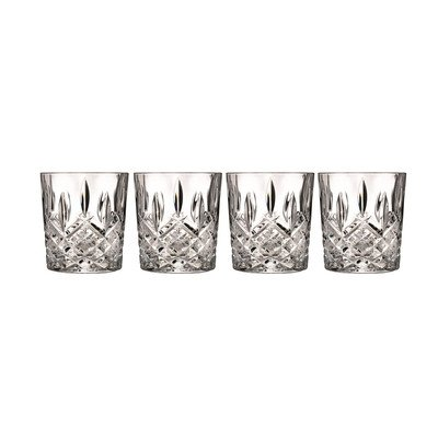 Markham 11 Oz. DOF Glass (Set of 4) [Set of 4] by Marquis By Waterford