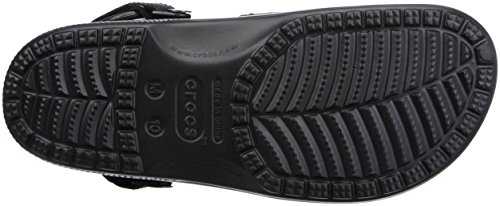 Crocs Yukon Nero Da Zoccolo Uomo xCFxPdrw