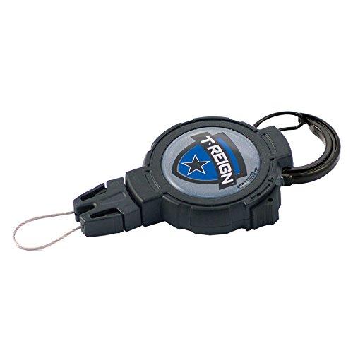 T-REIGN Outdoor XD Retractable Gear Tether, Carabiner, 36