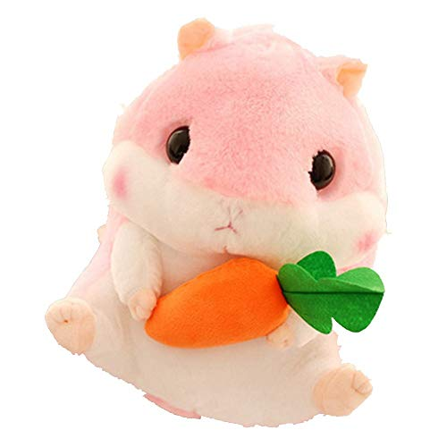 RJZDSCS Plush Toy Fat Hamster Plush Doll Children's Day Gift Plush Doll 22-32-45Cm, 22Cm