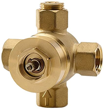 Toto TSMV Two Way Diverter Valve With Off