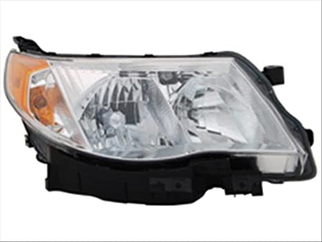 Multiple Manufacturers SU2502132N Partslink SU2502132 OE Replacement Headlight Assembly SUBARU FORESTER 2009-2013