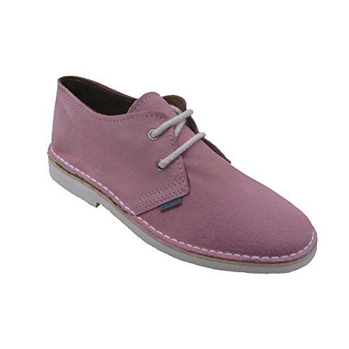 K901pc Combinado Blanco Zapato Safari Rosa AfTUrAw