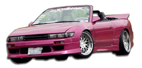 (Duraflex Replacement for 1989-1994 Nissan 240SX S13 Silvia S13 Conversion V-Speed Kit - 4 Piece )