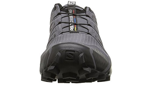 Salomon Men's Speedcross 4 Trail Runner, Dark Cloud, 7.5 M US by Salomon (Image #7)