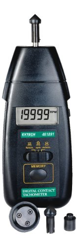 Extech 461891 Contact Tachometer by Extech