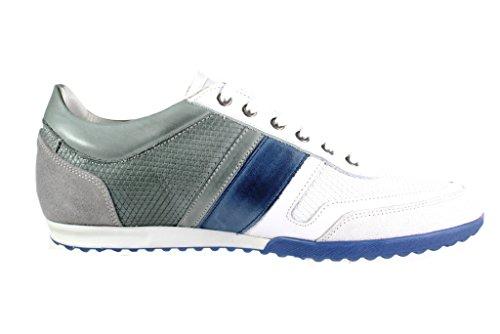 Cycleur de luxe Cdlm181016, Sneaker Uomo Bianco