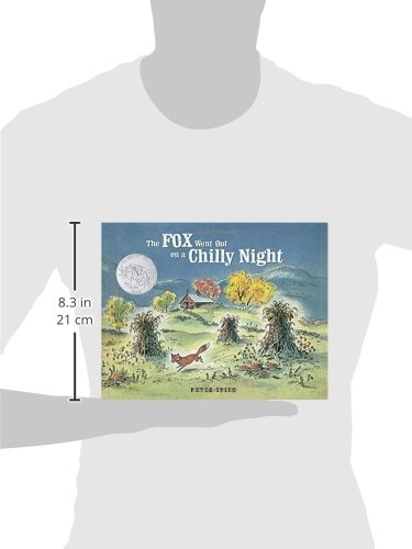 The Fox Went Out on a Chilly Night by Doubleday Books for Young Readers (Image #3)