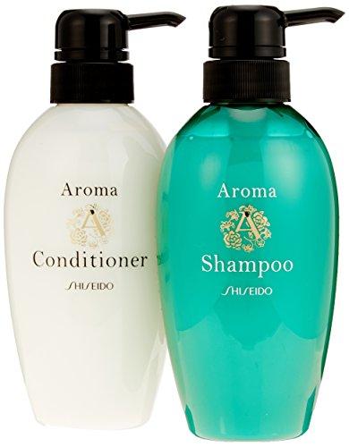 Shiseido di amenities Aromatherapy Shampoo 400ml & Conditioner 400ml set