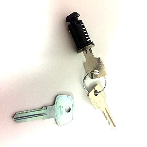 Thule 544 N174 Lock Cylinders 4 cylinder locks with 4 keys and installation key