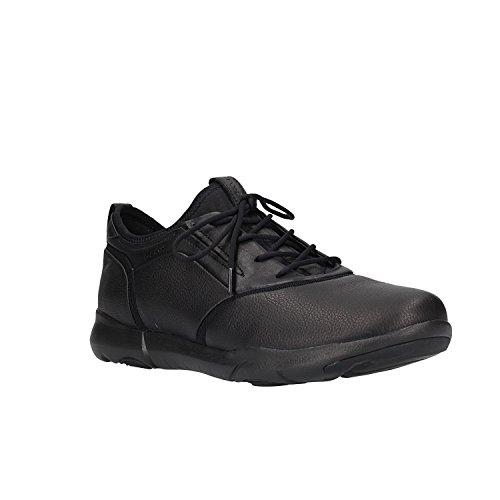 Nero Black Geox C9999 U Infilare Sneaker S C Nebula Uomo ZRBwq0vAx
