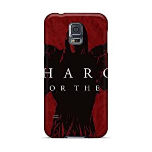 ErleneRobinson Samsung Galaxy S5 High Quality Cell-phone Hard Covers Support Personal Customs Colorful Charon Band Series [HHN17656Gtha]