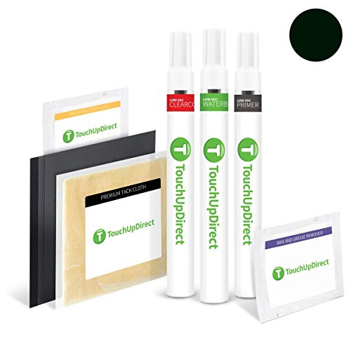 TouchUpDirect Exact Match Automotive Touch Up Paint Compatible with Fiat Verde Toscana (PGG) Pen - Platinum Package