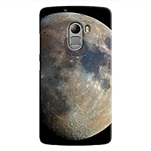 Cover It Up - Moon K4 Note Hard Case