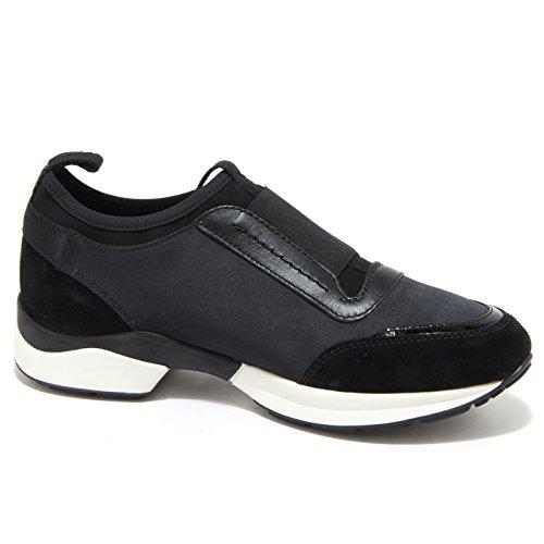 Scarpe Sneaker Shoes Nero 6336n Donna Pantofola Women Tod's gCPIfqwxW