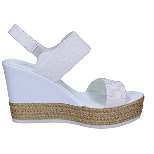 PHIL GATIER by REPO - Sandalias de vestir de Piel para mujer blanco Bianco