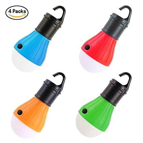 Tent LED Light Bulbs 4 Pack,ANEN...