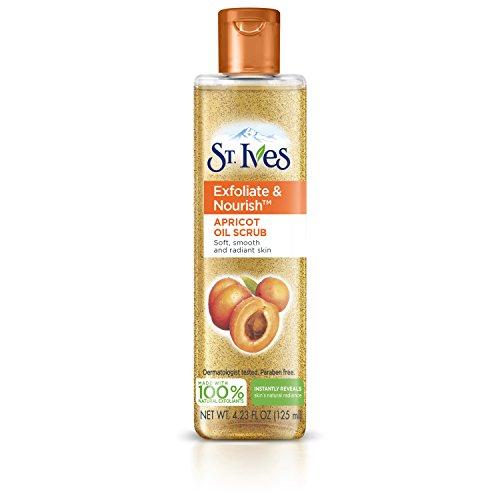 St Ives Facial Scrub Apricot