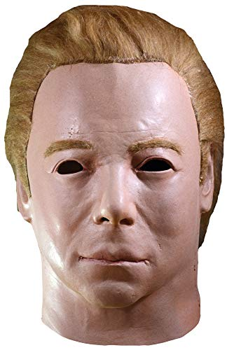 Adult Captain Kirk Star Trek Movie Theme Party Halloween Costume Mask -