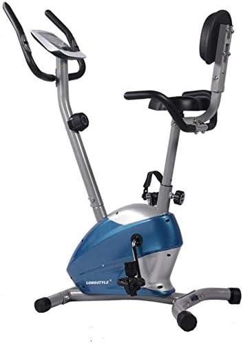 スピニングバイク LCDディスプレイ心臓活力運動屋内エアロバイクでGoodvk-スポーツインドアサイクリングバイク屋内サイクリング自転車、サイクルトレーナー行使自転車心拍数フィットネス文房具エアロバイク (Size : -)