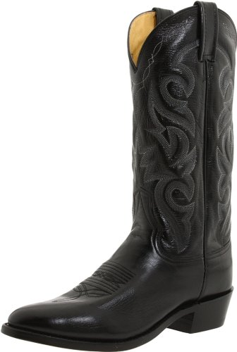 Dan Post Men's Milwaukee 13 inch R Toe Western Boot,Black,12 EW ()